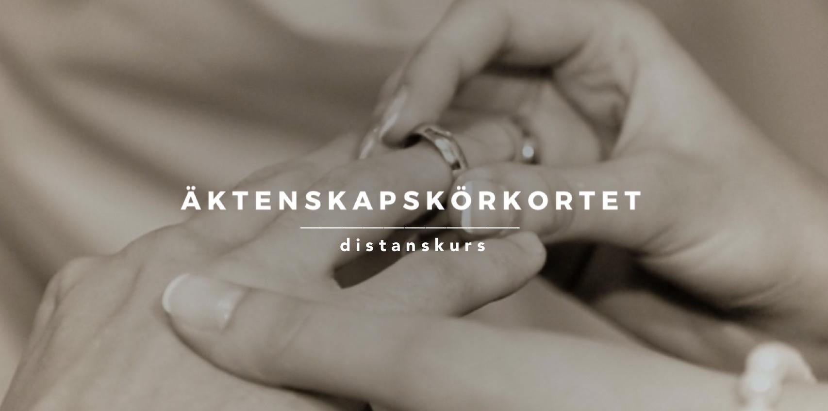 Äktenskapskörkortet
